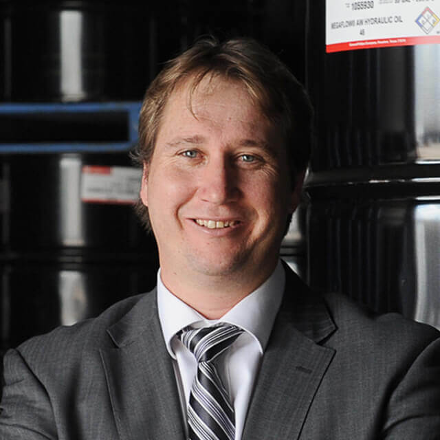 Pacific Petroleum Team - Michael Hollows