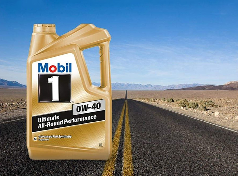 Fuel Distributor - Mobil1 Ultimate All-Round Perfomance