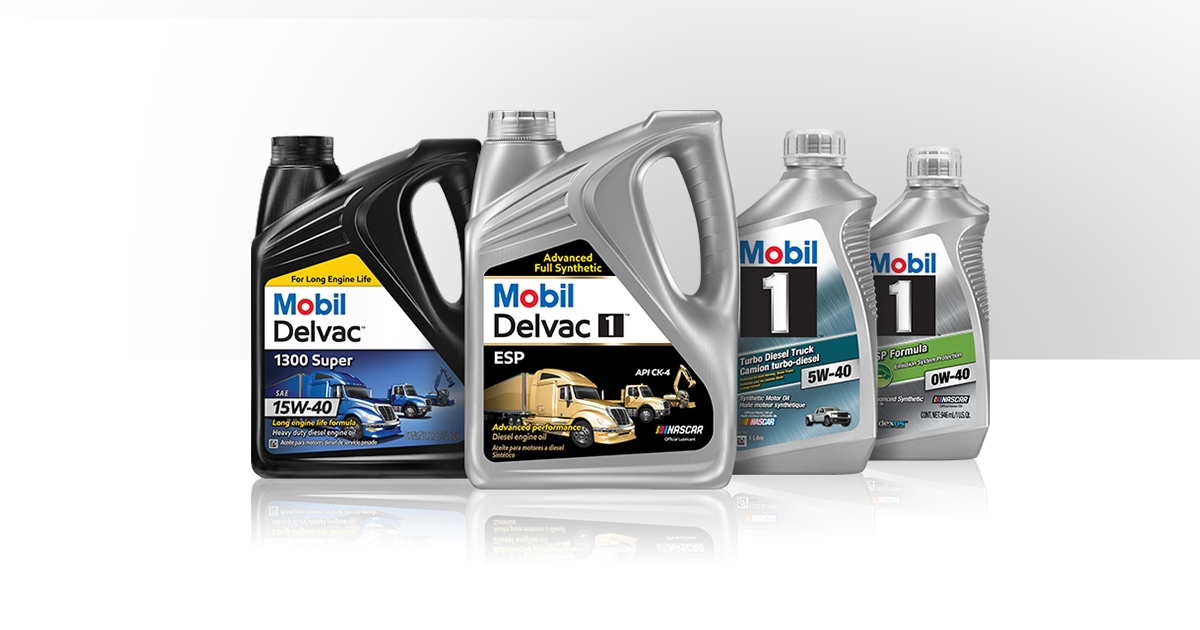 Mobil Lubricants Delvac 1
