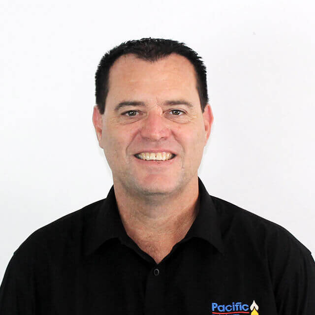 Pacific Petroleum Team - Tim Millard