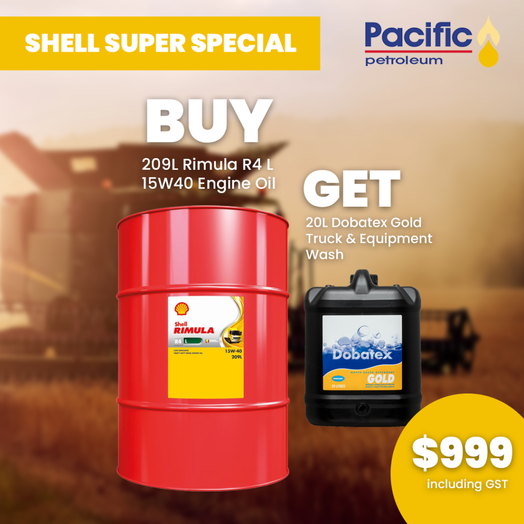 Shell Super Special