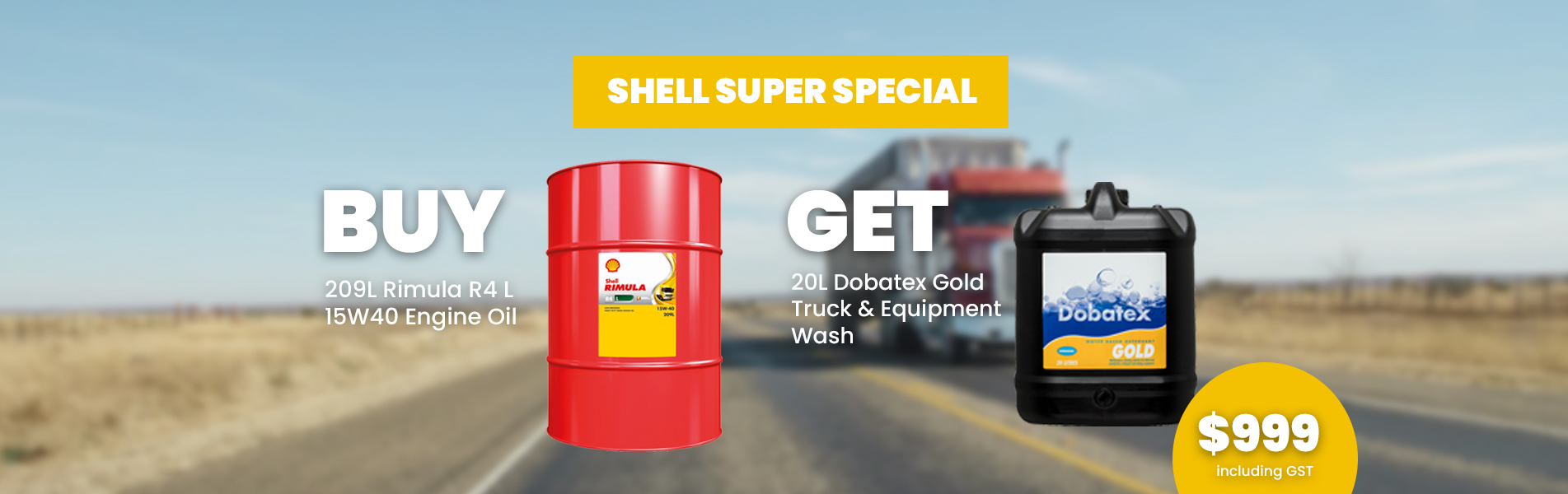 Shell Super Special Deal