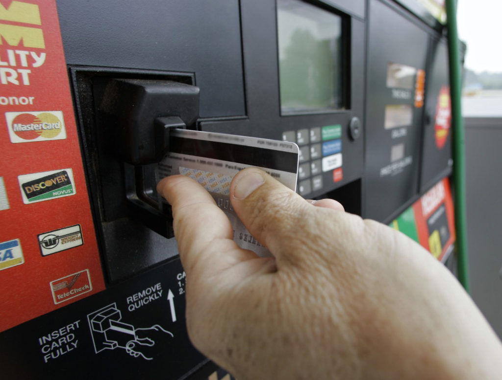 using fuel card